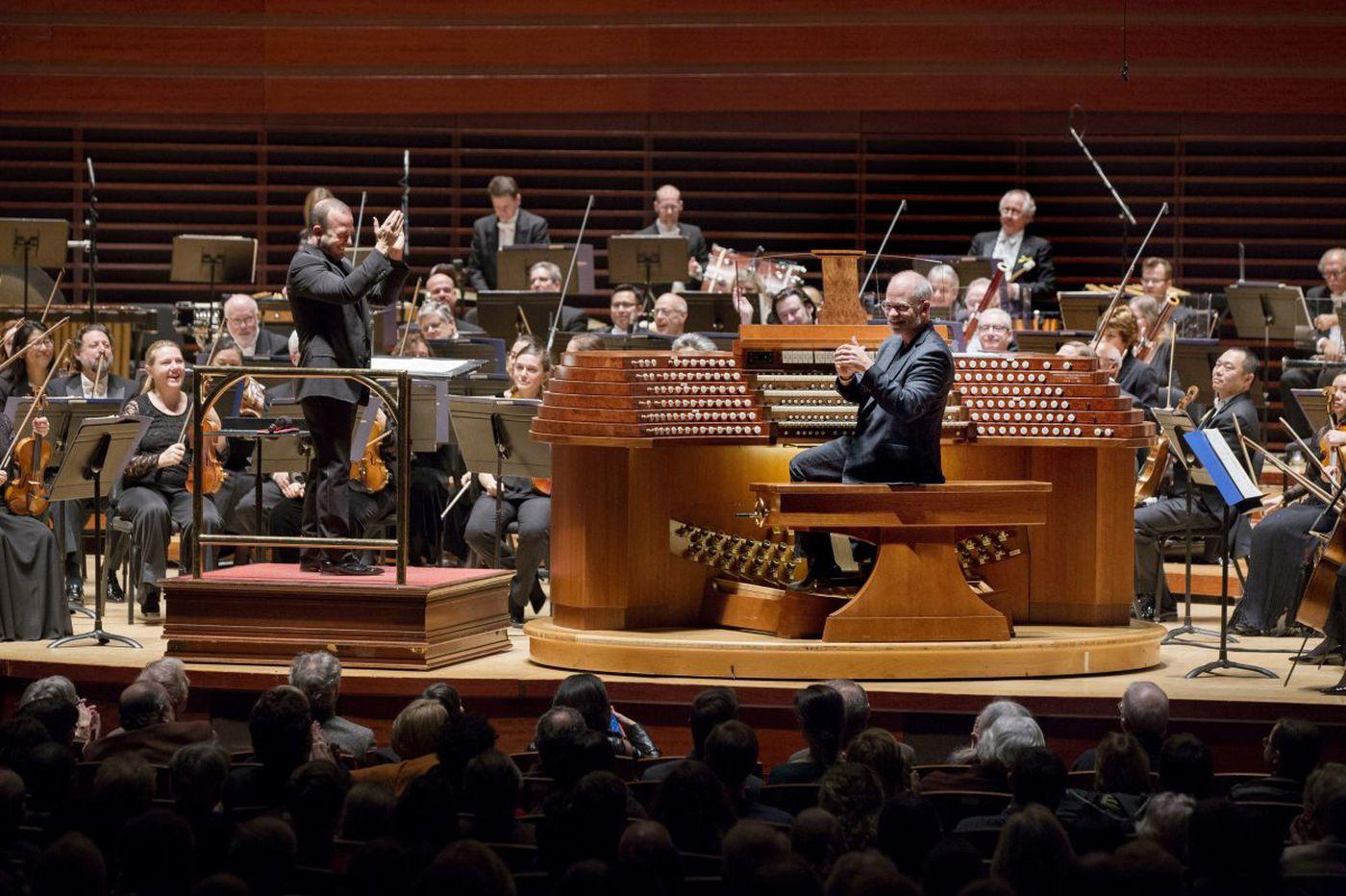 Philadelphia Orchestra gets big bucks for big instrument