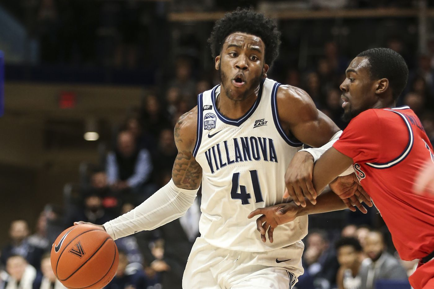 Villanova sophomore star Saddiq Bey guided in basketball and in life by his mother