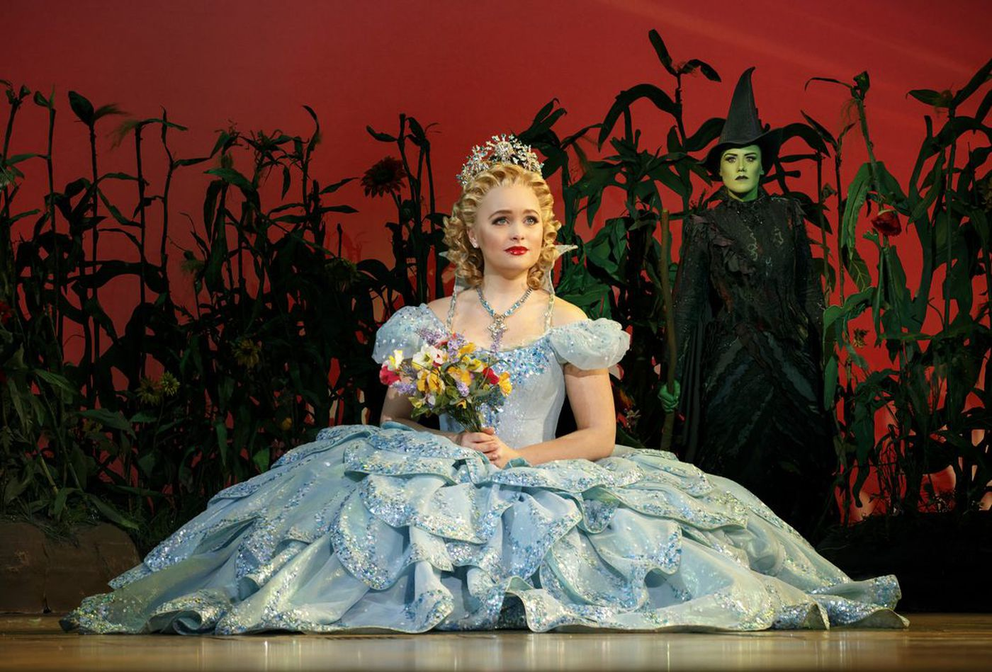 Valley Forge native headed to Broadway as Glinda in 'Wicked'
