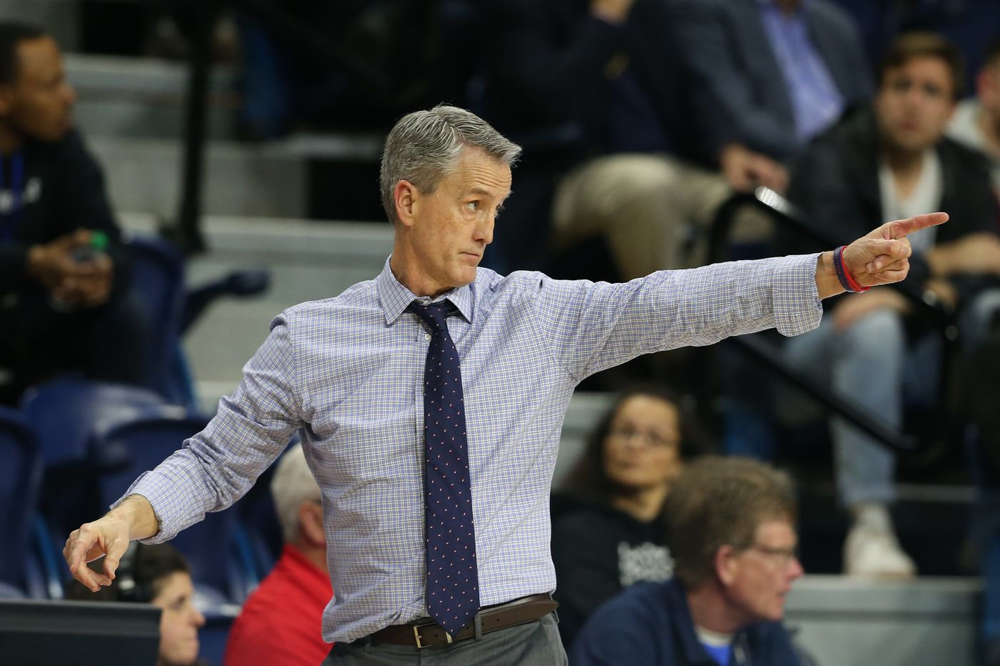 As Steve Donahue plans for a new era of Penn basketball, his mind is on more than sports
