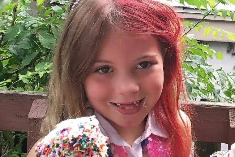 Kayden Mancuso, 7, was found dead at her father's home Monday in Manayunk.
