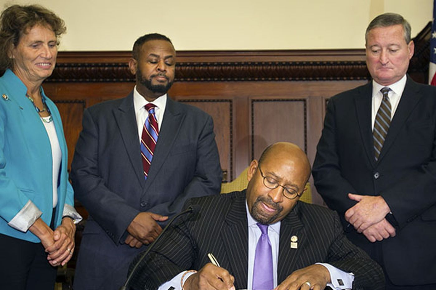 Why the drop in Pa. marijuana arrests hasn't been bigger; Mayor Kenney visits Chinatown amid coronavirus fears | Morning Newsletter