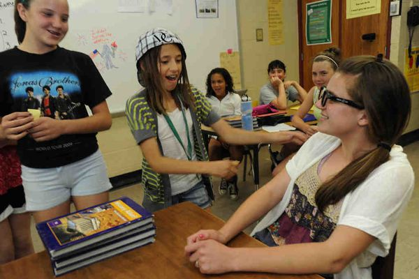 Cherry Hill school expands on character education