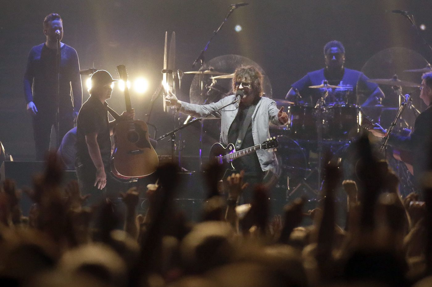 Jeff Lynne and ELO return to Philadelphia for the first time in more than 30 years