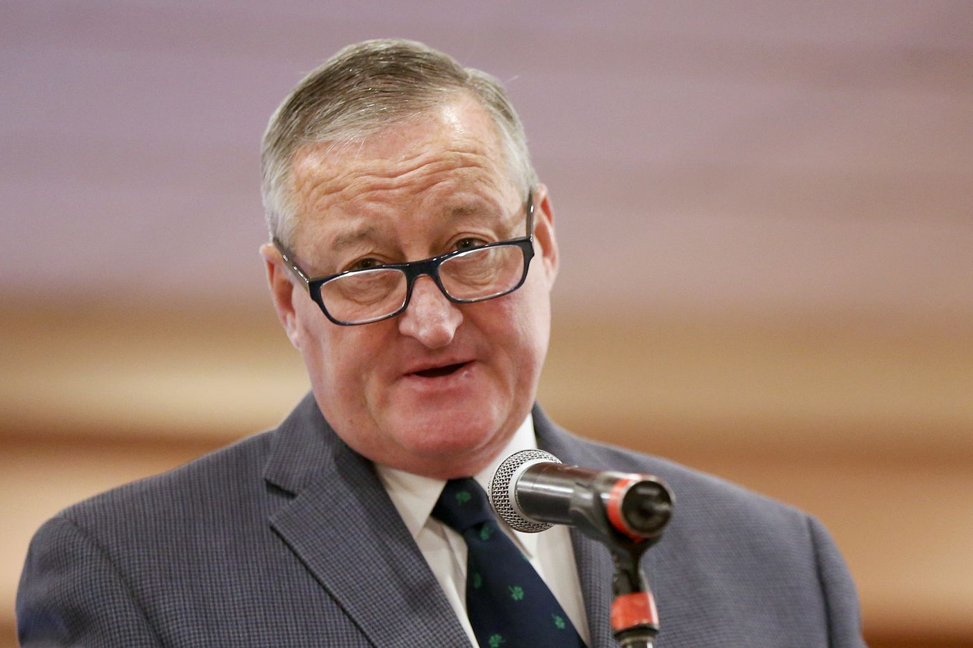 Is Mayor Kenney delaying a tool that would let taxpayers see how their money is spent?   Clout