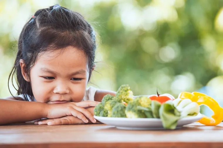 """During the six week study, researchers told 87 children ages 3 to 5 that if they ate lentils, they would """"grow bigger and run faster."""""""