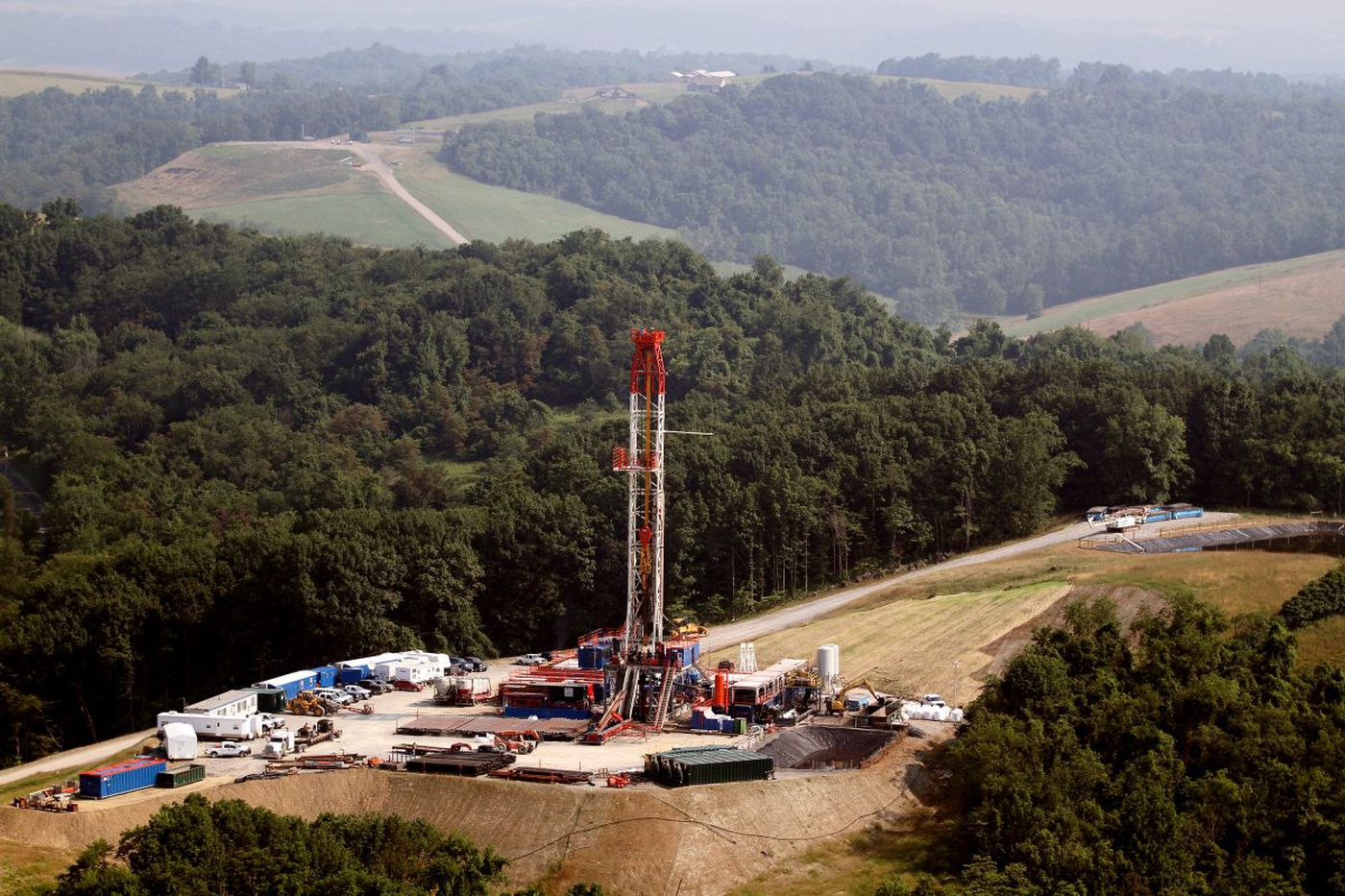 Gov. Wolf's policies don't match his rhetoric when it comes to natural gas | Opinion