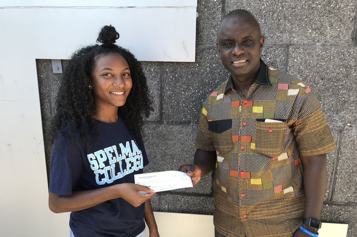 How a Philly teen is changing the lives of thousands of Liberians