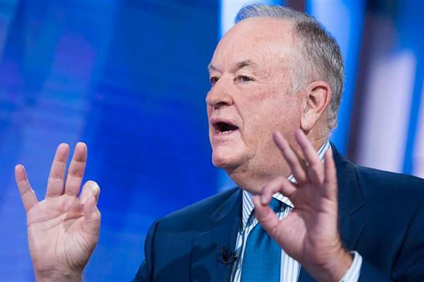Bill O'Reilly thought the mic was off when he blasted NY Times reporters