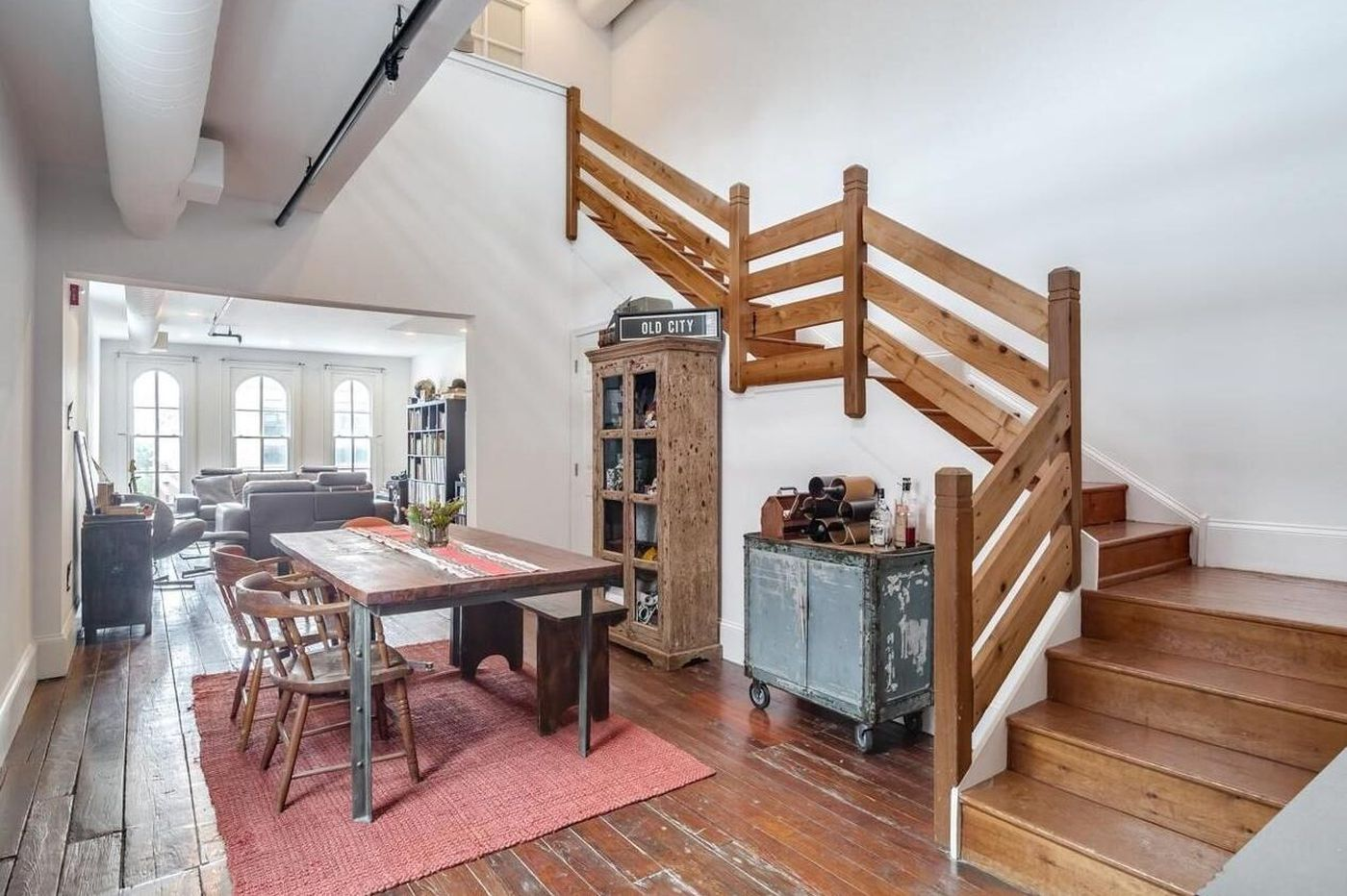 On the market: Old City condo in former textile factory for $545,000