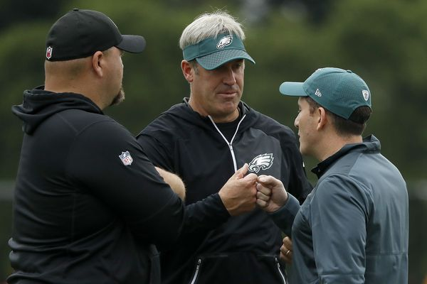Eagles' roster reconstruction reveals they have a type: Experienced players on short-term deals