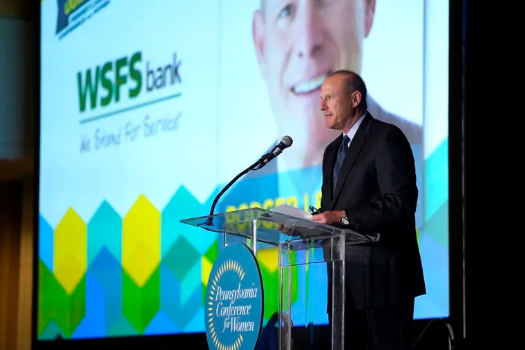 Rodger Levenson, boss at WSFS, the largest bank still based in the Philadelphia area, is one of the lenders fielding a surge of interest from small and midsized employers hoping for 'forgiveable' Payroll Protection Program (PPP) loans to under the federal CARES Act