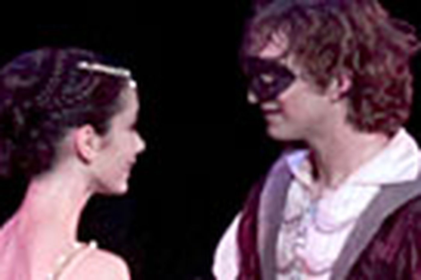 A 'Romeo and Juliet' with passion and pageantry