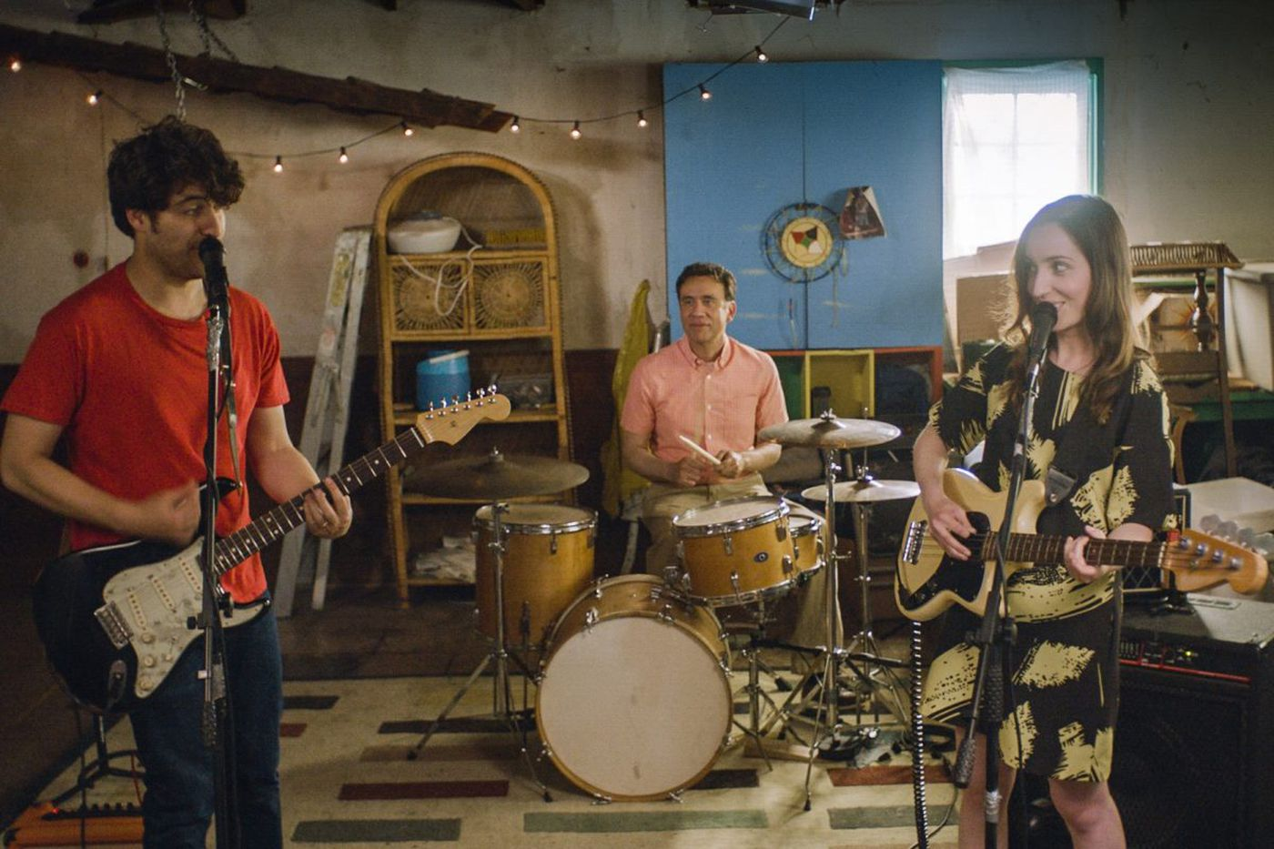 Sisterhood act: 'Band Aid' is the first movie with an all-female crew. It's also funny.