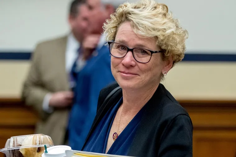 The 2018 congressional election of Democrat Chrissy Houlahan foreshadowed the growing strength of her party in Chester County.