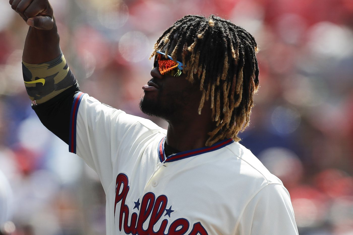 Odubel Herrera deserves a second chance either with the Phillies or elsewhere | Bob Brookover