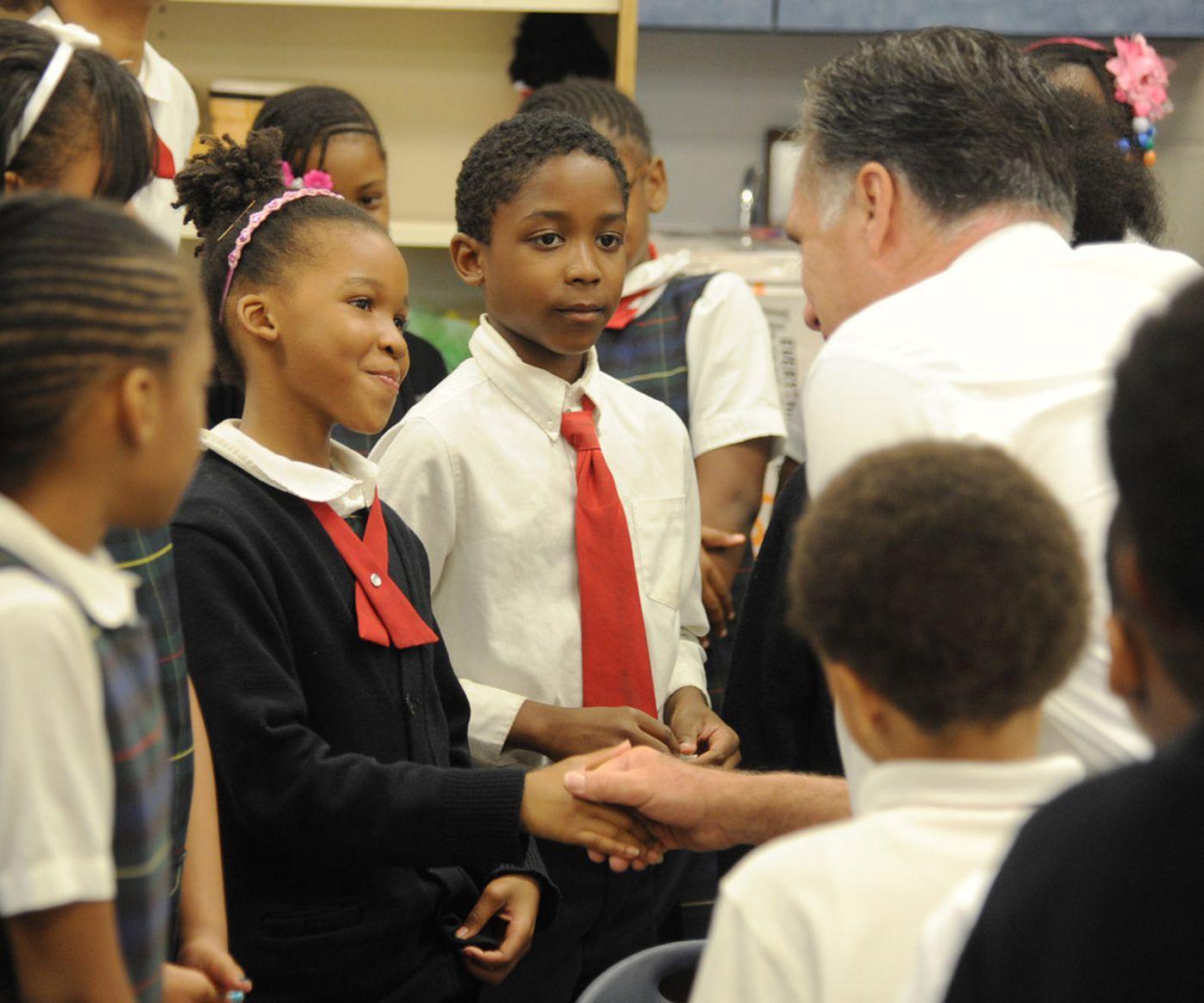 universal bluford charter school
