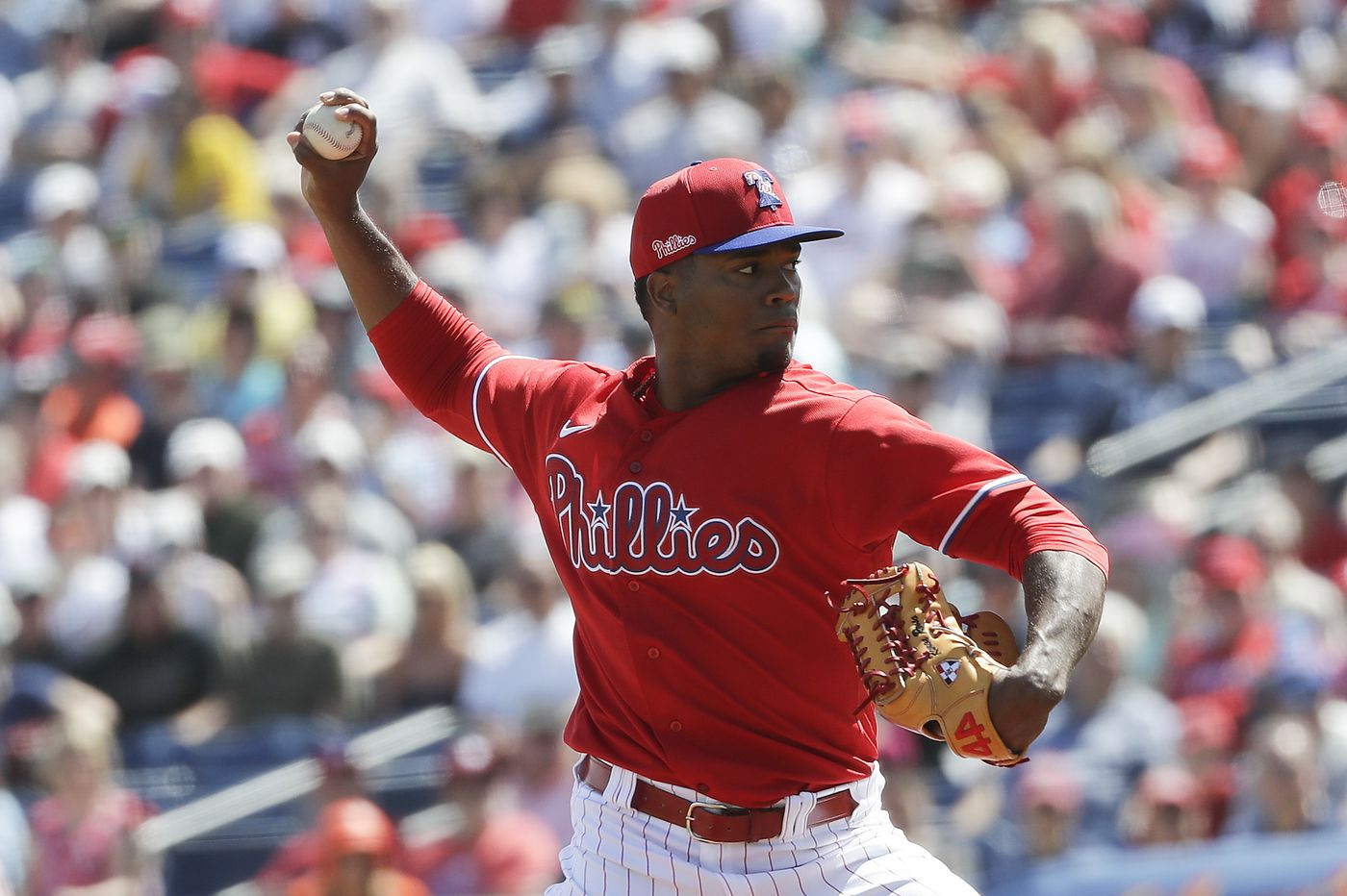 Hard-throwing Phillies prospect Ramon Rosso nearly quit baseball to fix cars in Spain