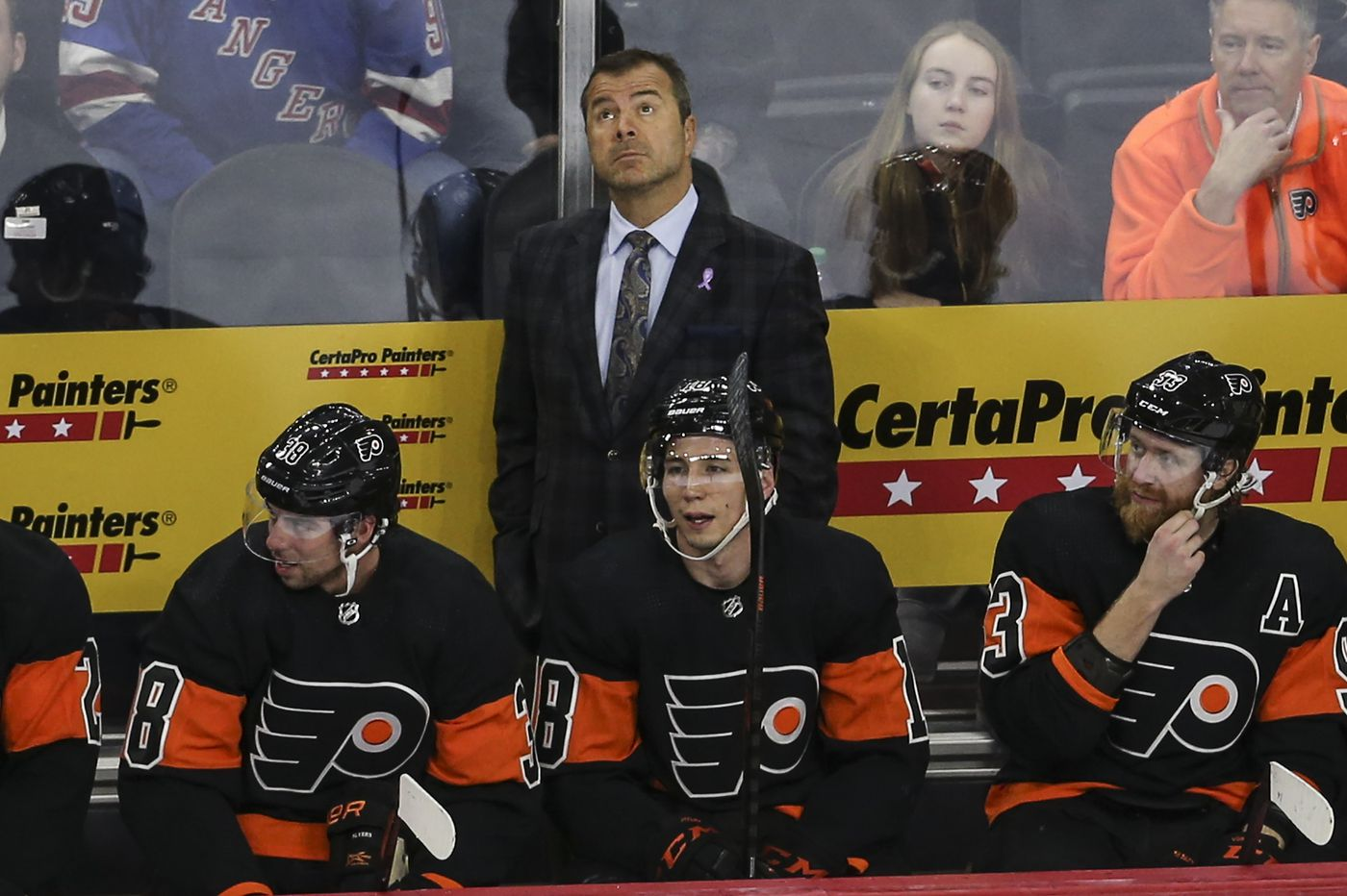 Comparing Alain Vigneault to the NHL's other first-year coaches | On the Fly