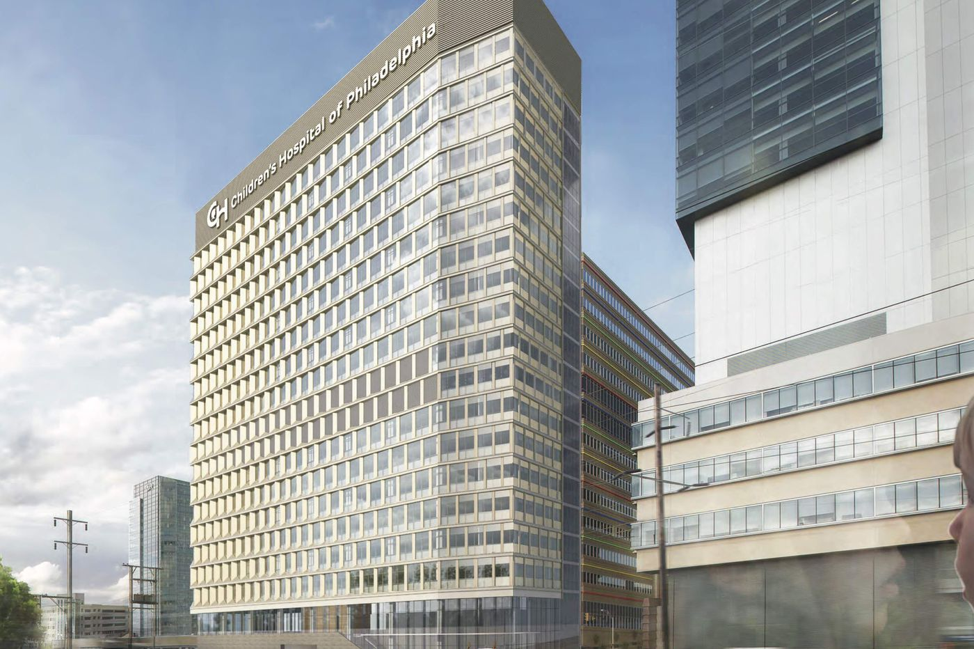 CHOP plans new medical office tower within its dense University City health campus