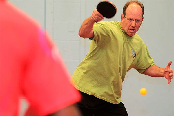 Net gain: East Falls club gives table-tennis players a place of their own