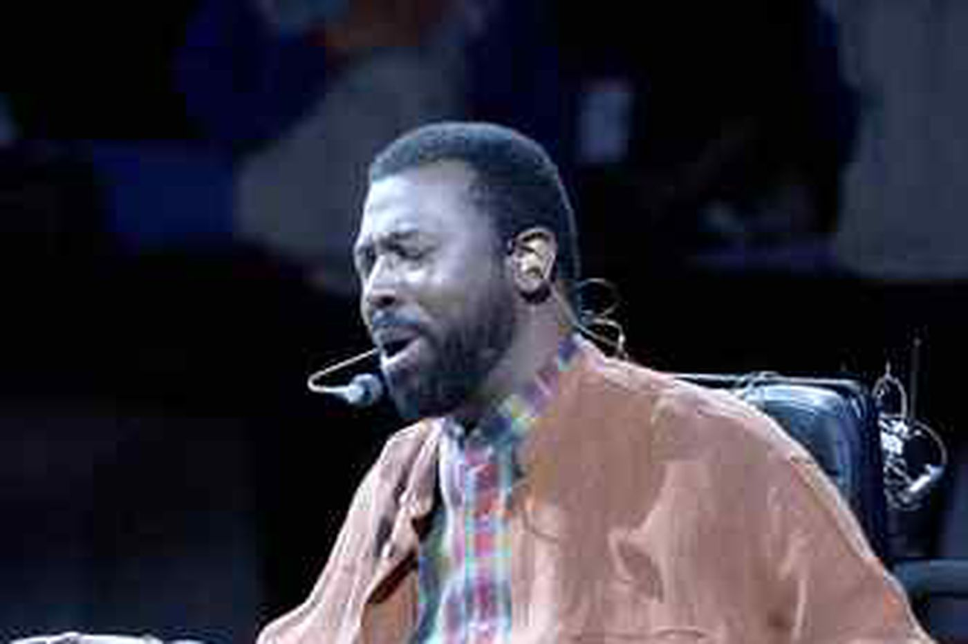 Pendergrass a musical legend forever rooted in Philadelphia
