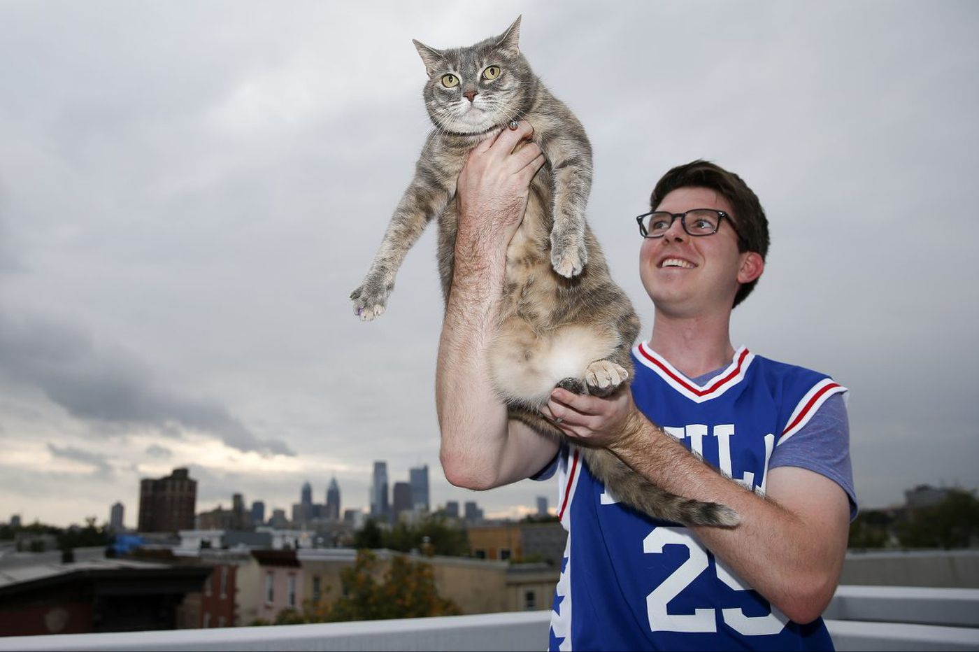 Raise the Cat: A Sixers phenomenon here to stay?