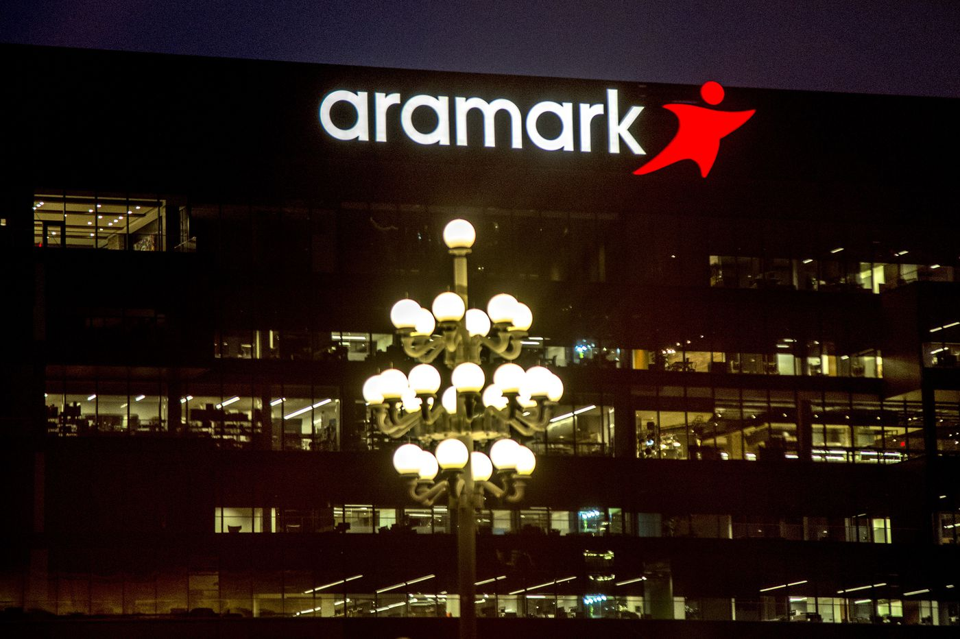 Aramark now has an activist investor holding a large stake