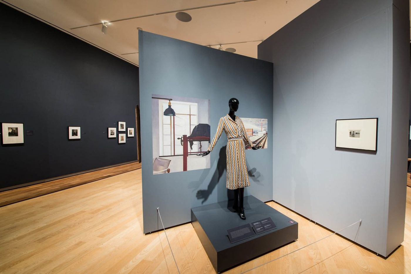 Art review: Charles Sheeler at the Michener