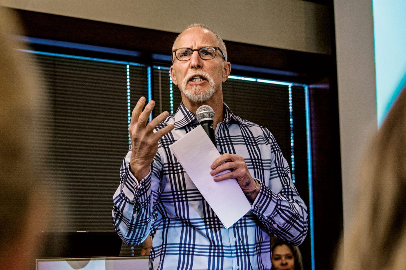 'Woo woo': Pat Croce gives WCU $250K for mindfulness studies