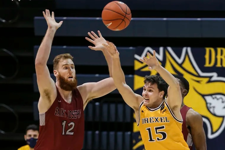 Matey Juric was a team-high plus-22 in 19 minutes for Drexel.