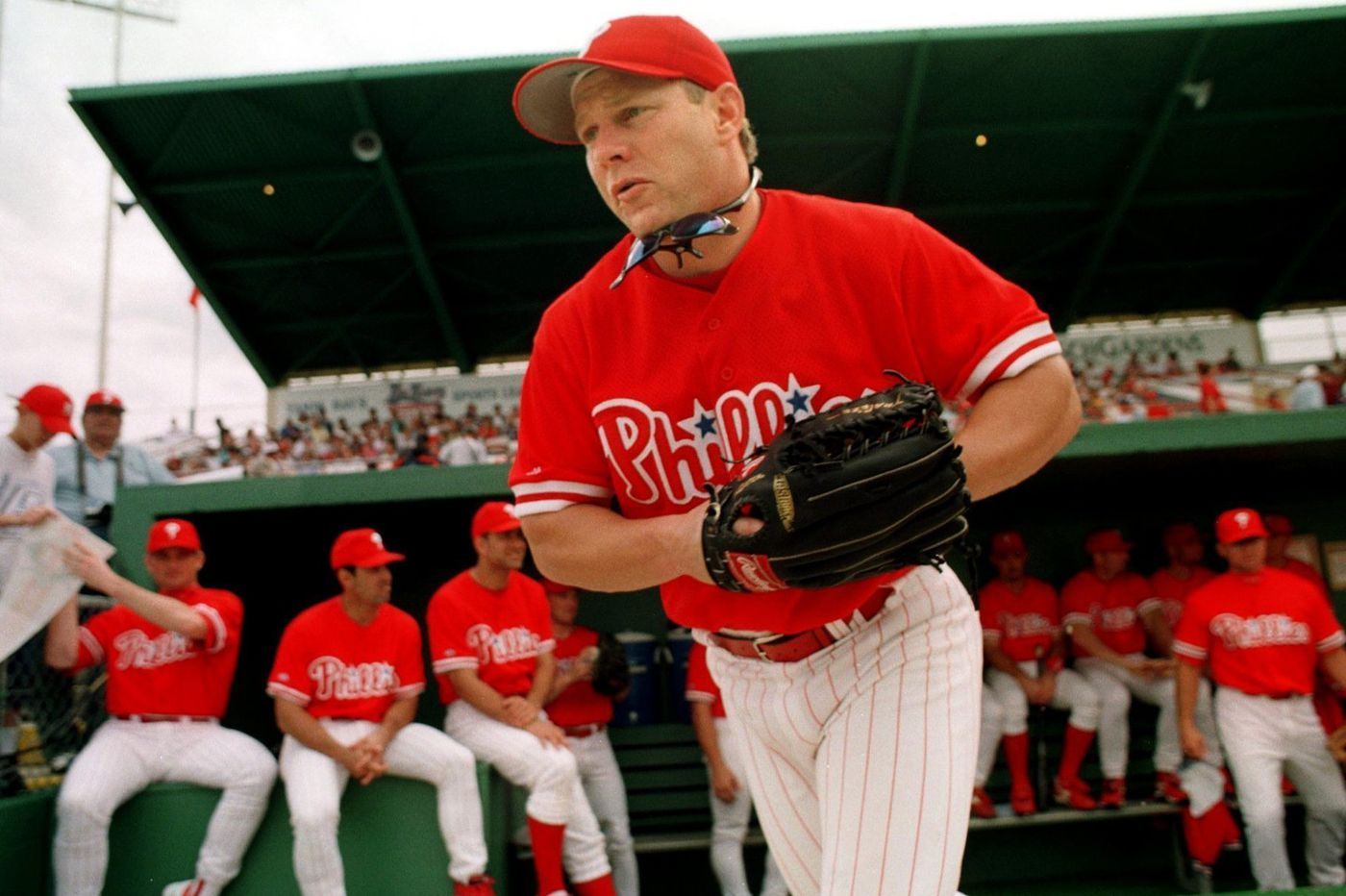 Remembering the Phillies' 1993 World Series roster