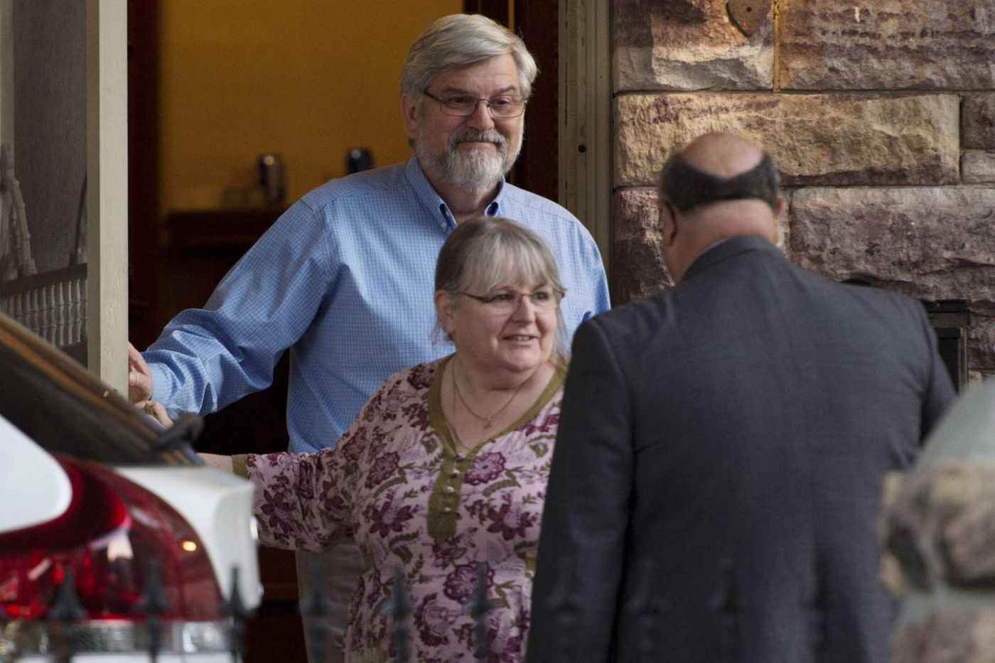 Pa. couple, Taliban hostages, released after nearly five years in captivity