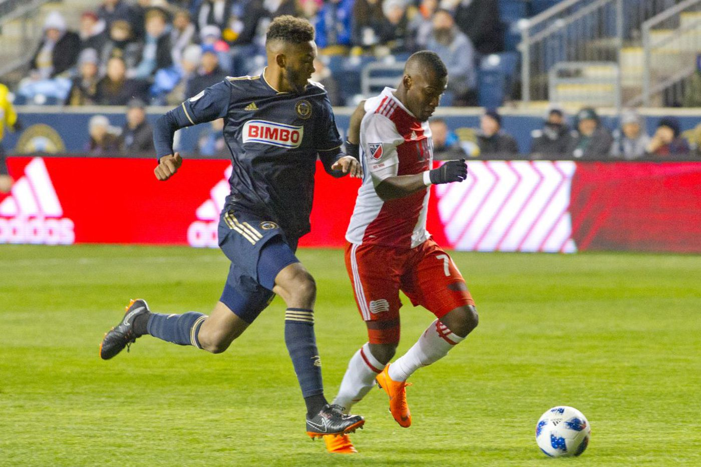 Auston Trusty's star turn in Union debut helped by U.S. national team pedigree