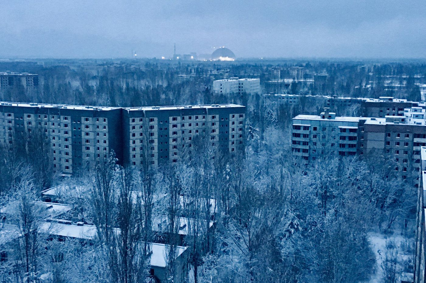 33 years after Chernobyl disaster, tourism there is growing