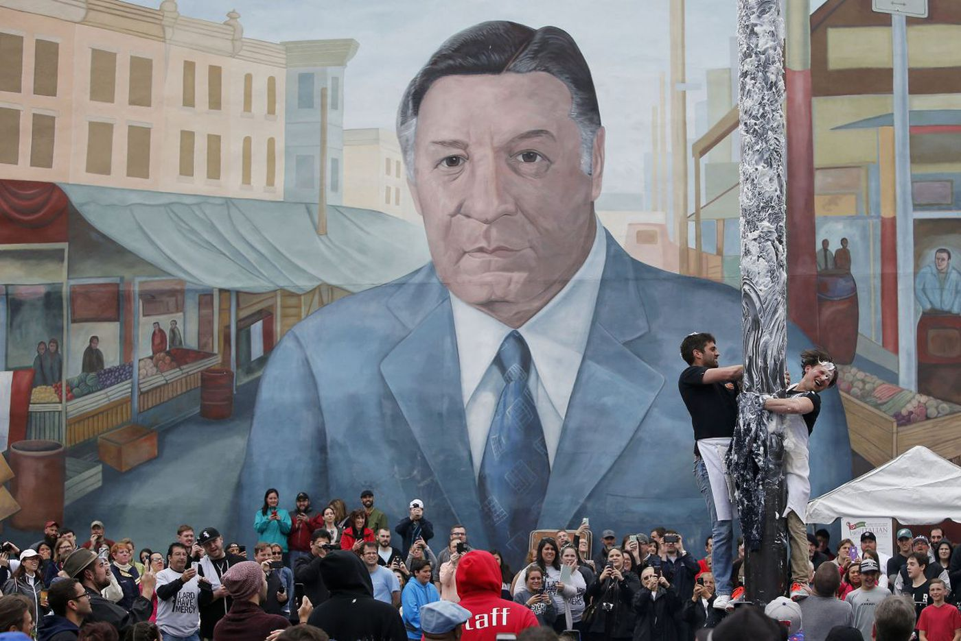 Jane Golden: Now is the time for a public conversation about the Rizzo mural