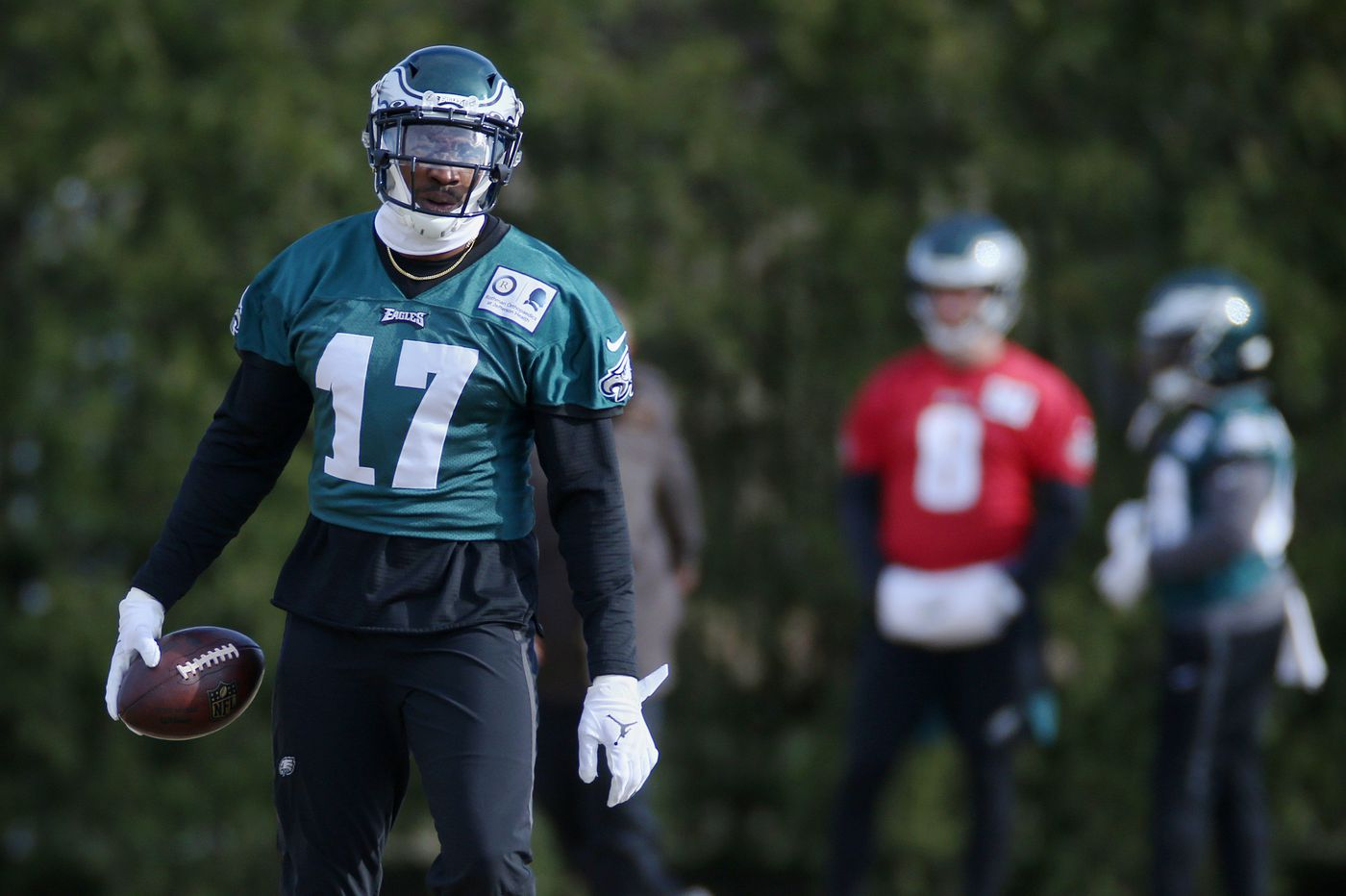 Banner: It's unlikely DeSean Jackson or Alshon Jeffery will be back with the Eagles in 2020