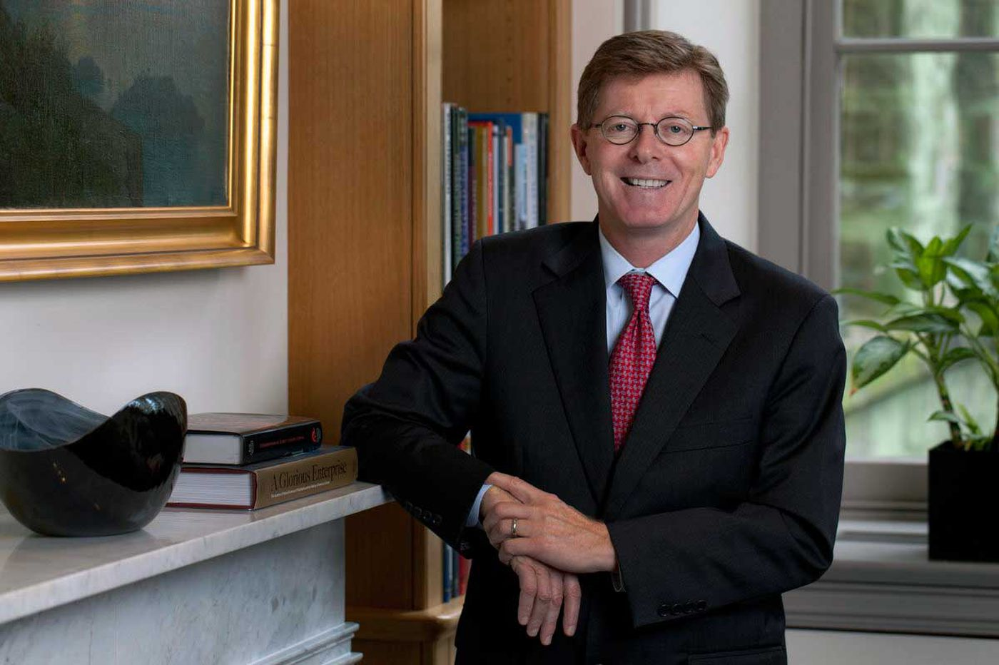 Penn's provost to lead Duke