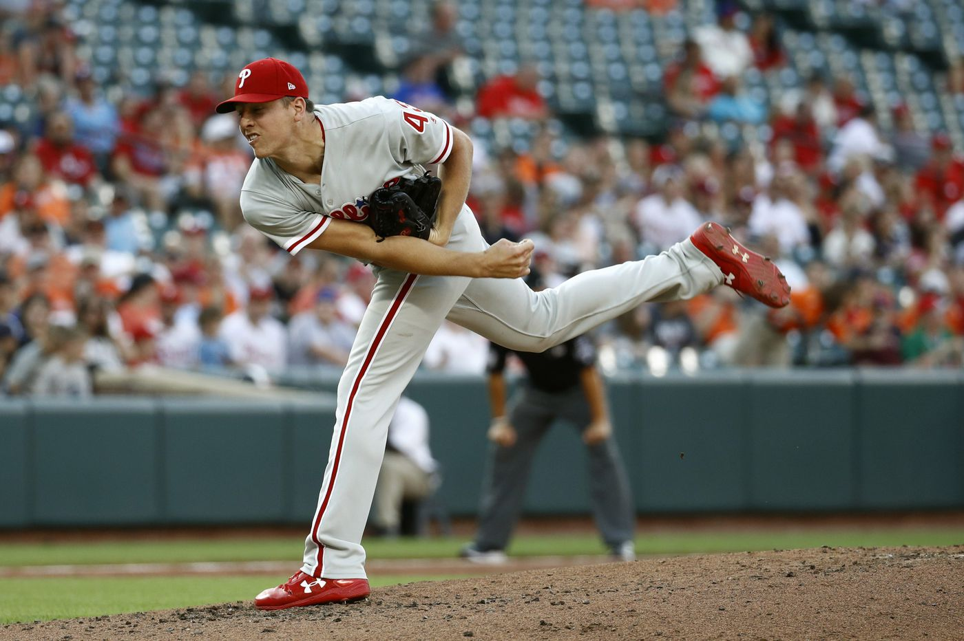 Nick Pivetta picks up much-needed win in Phillies' victory over Orioles