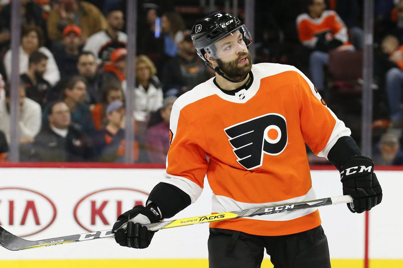 For Flyers, is a 'contained' Radko Gudas a better Gudas?