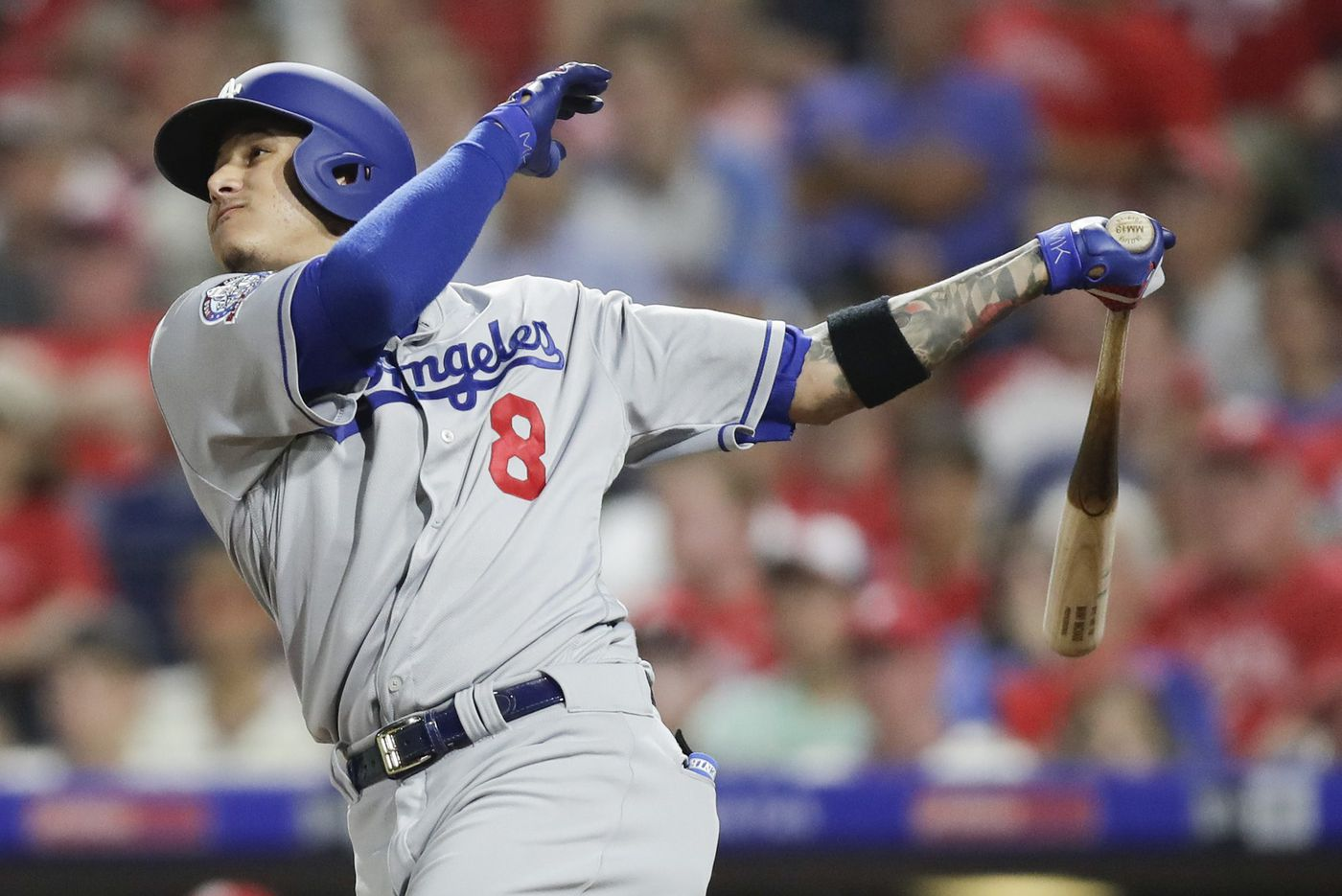 Phillies future can't depend on Manny Machado leaving the Dodgers | David Murphy