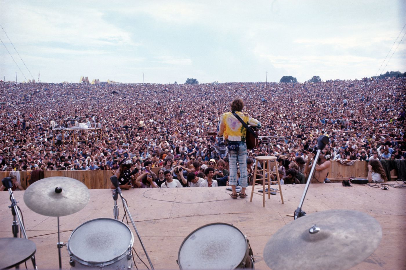Wish you went to Woodstock? XPN gives you a chance to experience every second you missed