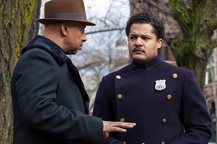 """""""Public Morals"""" set in the 1960s, is filmmaker Edward Burns' take on police corruption in New York City. (Niko Tavernise)"""