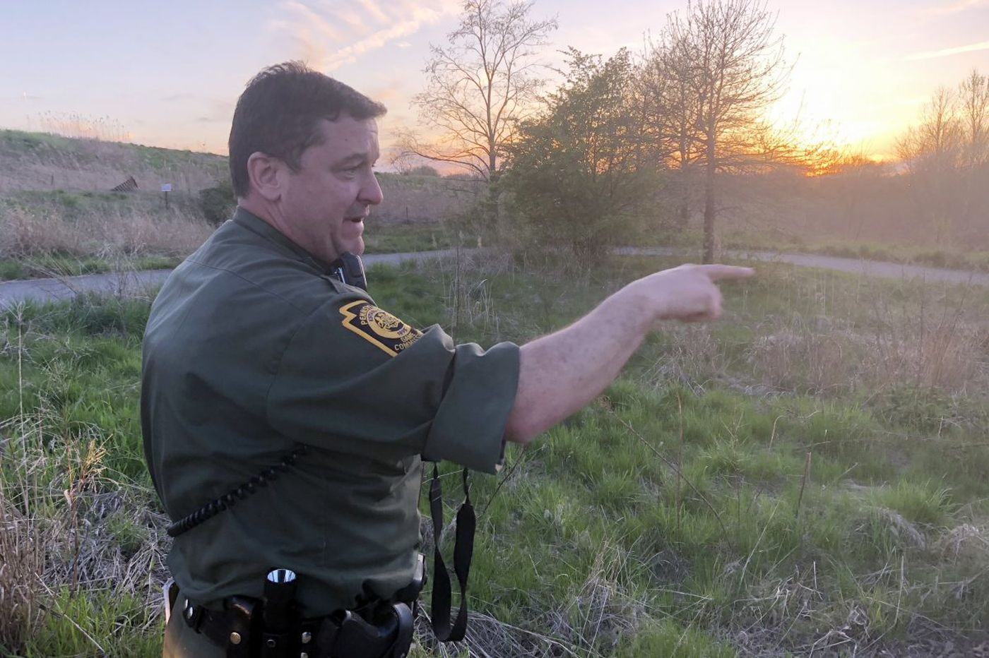 The Ballad of the Game Warden and the South Philly Coyote | Mike Newall