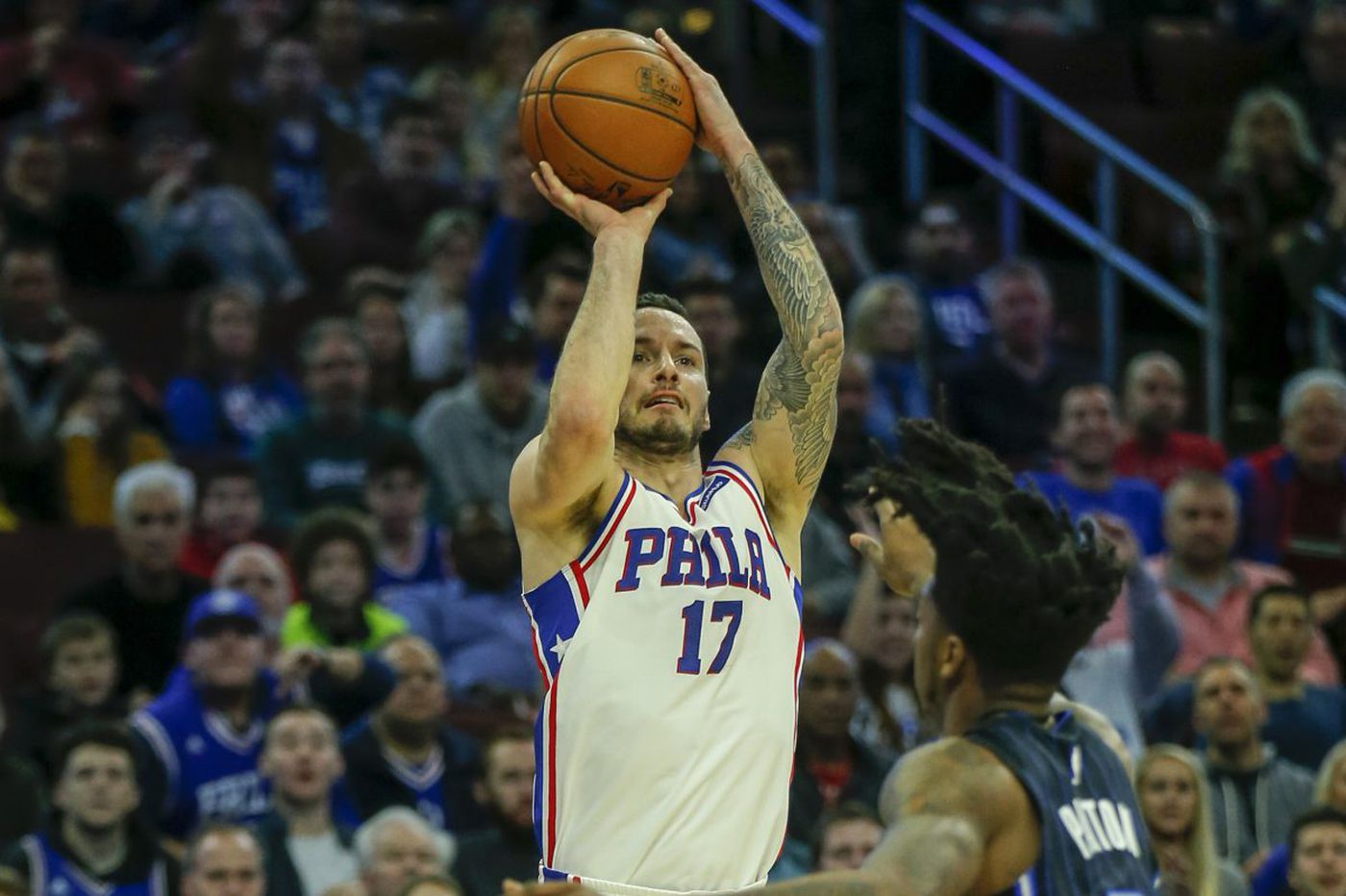 JJ Redick says Sixers need to be great to beat Spurs