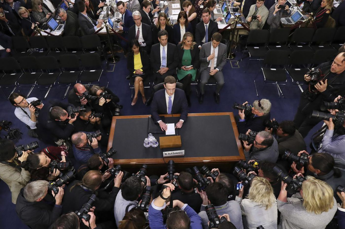 Congress grilled Facebook, but now it needs to act | Editorial