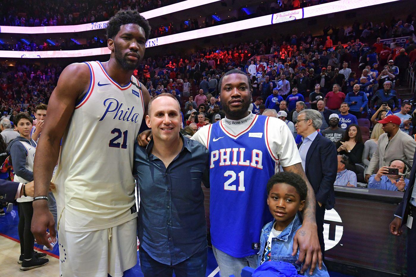 Weekend rewind: 76ers partner Michael Rubin gets Drake shoutout, Colin Kaepernick attends LSU game, Deontay Wilder talks Tyson Fury rematch