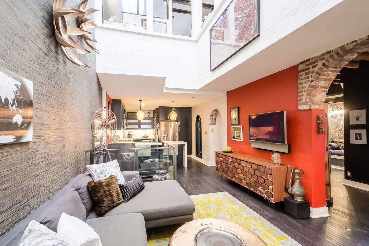 Ask Jennifer Adams: What furniture can make an awkward living room great?