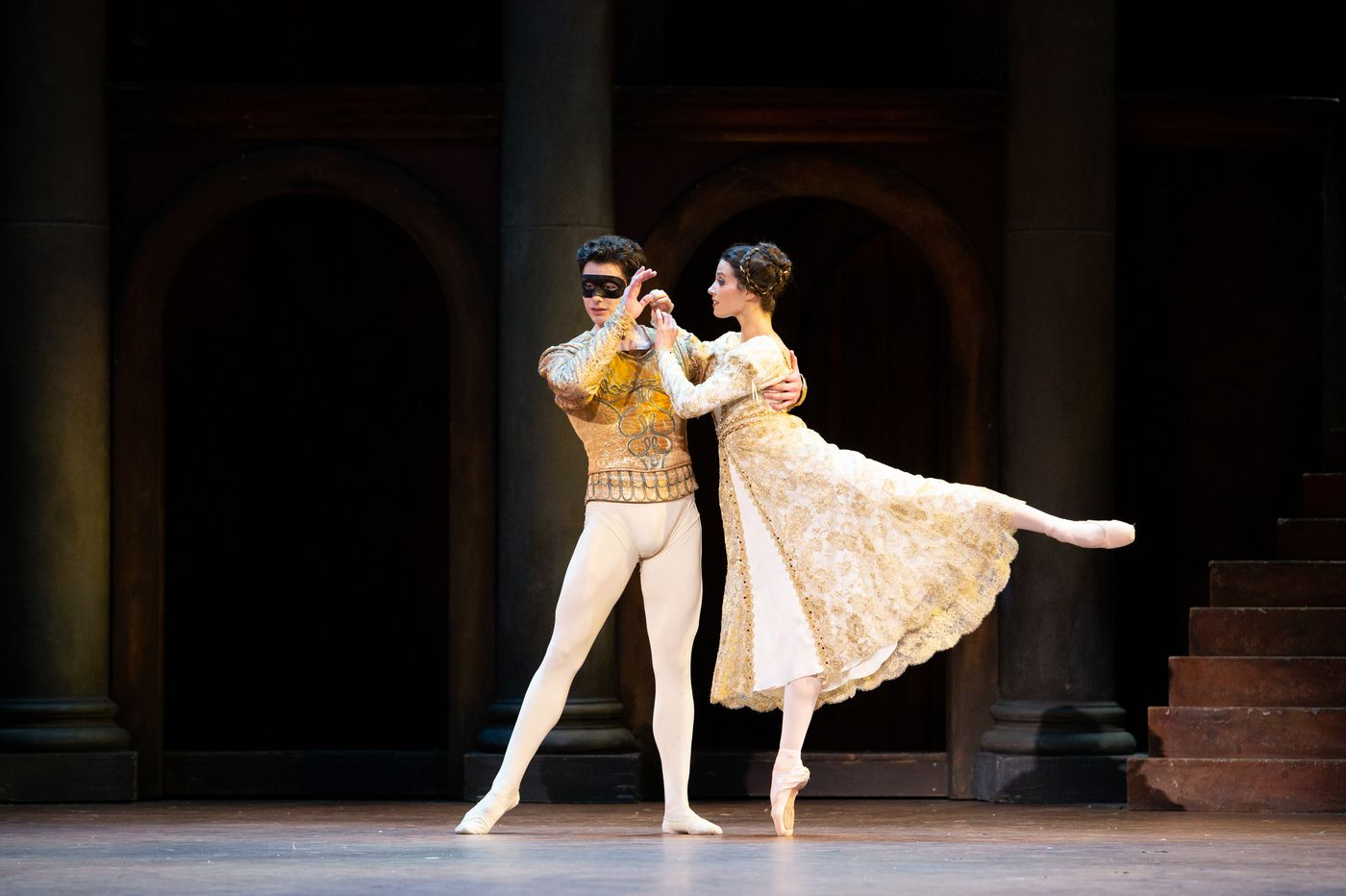 Pennsylvania Ballet in a new (to us) Romeo & Juliet