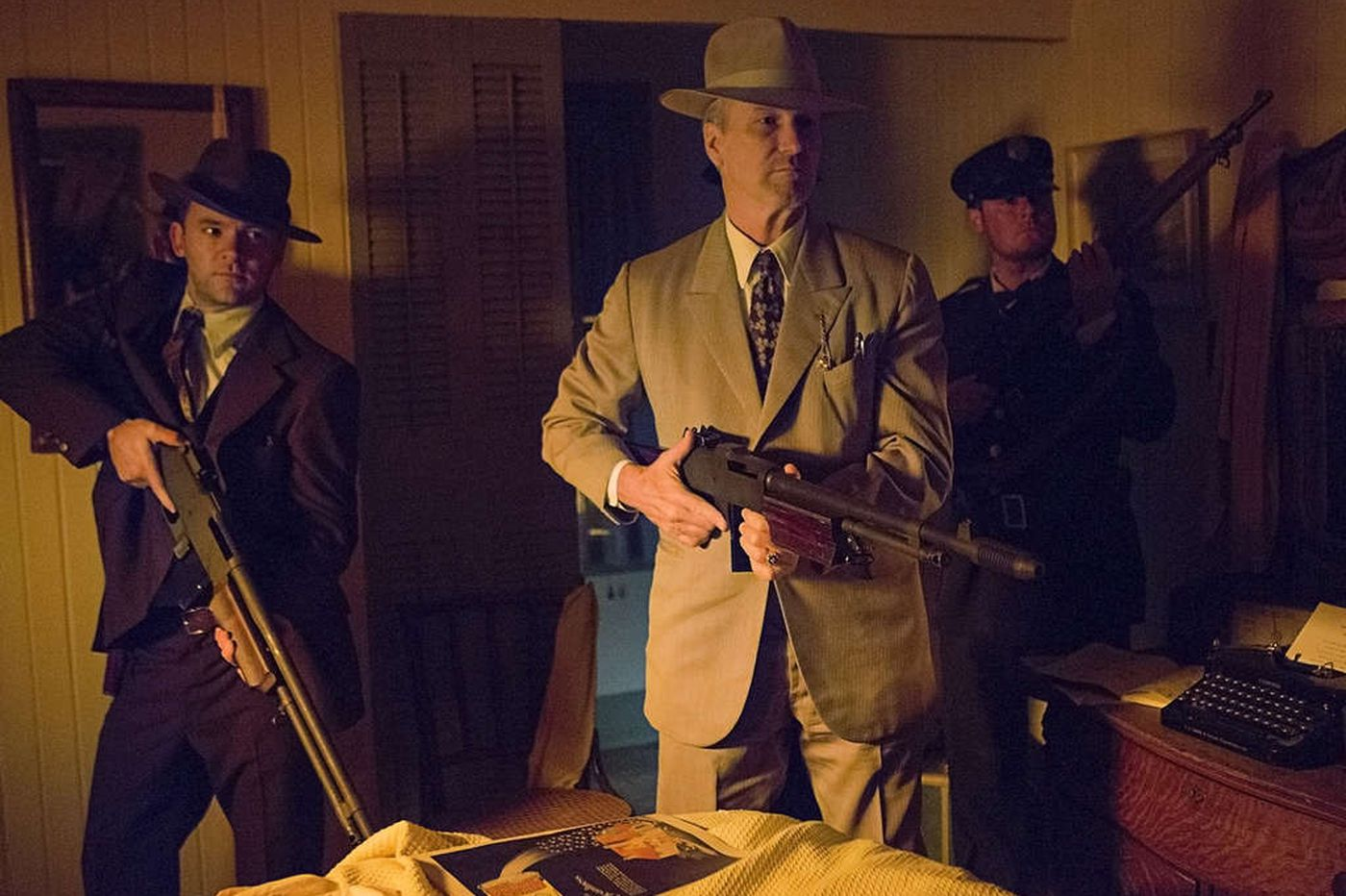 'Bonnie & Clyde' goes on a 2-night, 3-network spree